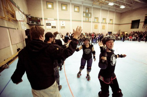 Billey Woods - Roller Derby - 01