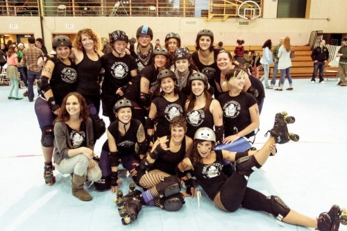 Billey Woods - Roller Derby - 08