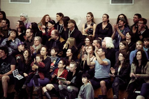 Billey Woods - Roller Derby - 11