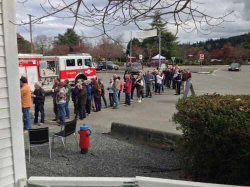Salt Spring Island Fire Rescue Fire Board Trustee Voting