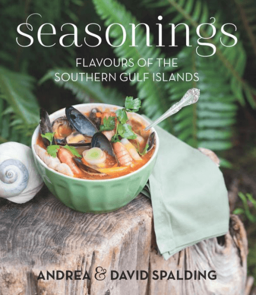Salt Spring - Book Review - Seasonings of the Gulf Islands