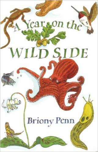 Salt Spring Reads - Briony Penn - A Year on the Wild Side
