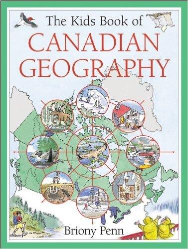 Salt Spring Reads - Briony Penn - Canadian Geography