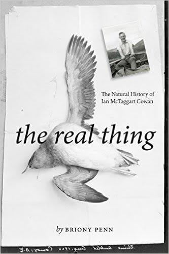 Salt Spring Reads - Briony Penn - The Real Thing