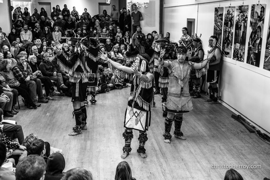 Salt Spring - 2016 First Nations Day - 12