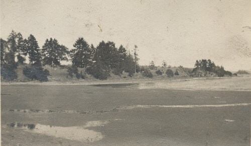 Salt Spring - Indigenous History of Salt Spring Island - Shiya'hwt Grace Point and Grace Islet in the 1920s.