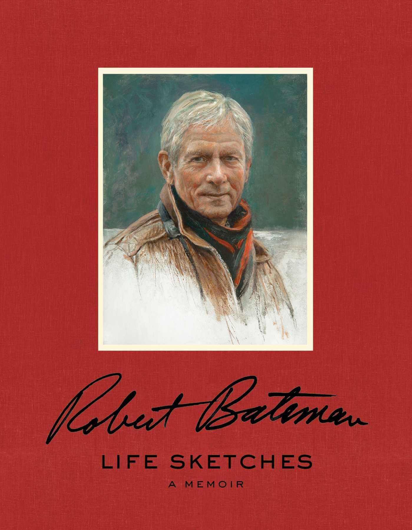 Salt Spring Reads - Life Sketches by Robert Bateman