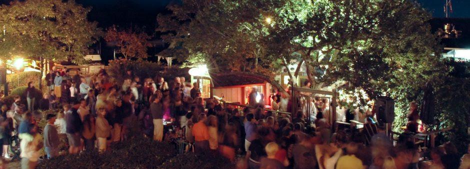 Salt Spring - Treehouse Cafe Music Evening - Large