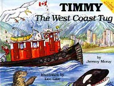 Salt Spring - Salt Spring Reads - Timmy the Tugboat