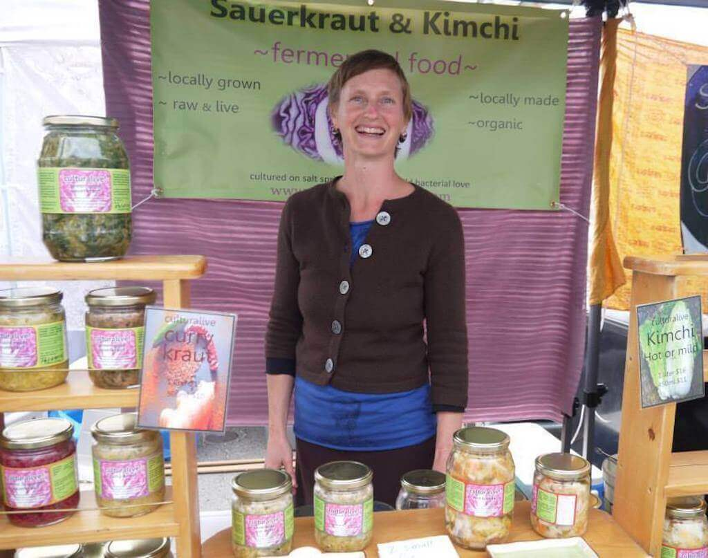 Salt Spring - Culturalive - Business Profile -Mel at Market