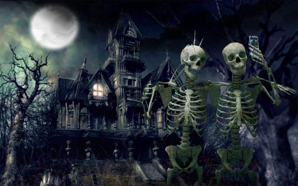 Salt Spring - Islanders Devise a Night of Frightful Fun 01