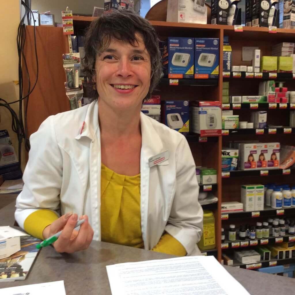 Salt Spring - Pharmasave - Helping to Keep the Flu at Bay 02