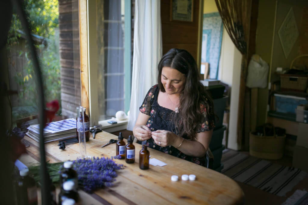 Salt Spring - Dental Care and Herbalism at ClearHeart Botanicals 03